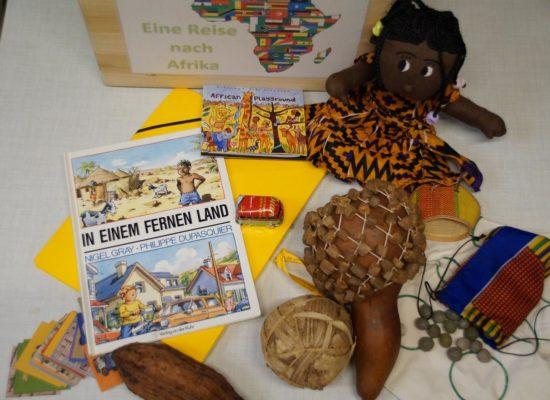 "Themenkiste ""Eine Reise nach Afrika"""