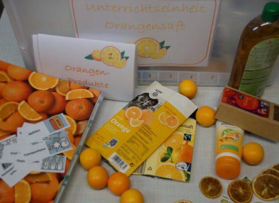 """Themenkiste """"Orangen"""""""