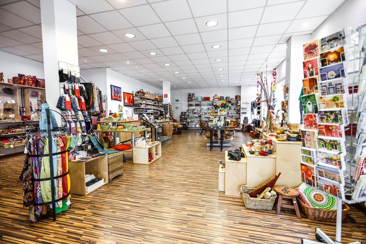 Weltladen Ingolstadt Fair Trade Geschäft
